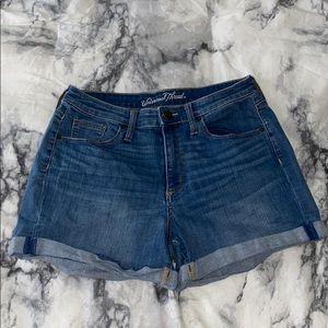 Universal Thread stretch denim shorts - 10